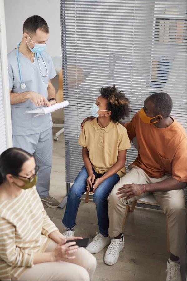 Patient no-show rates